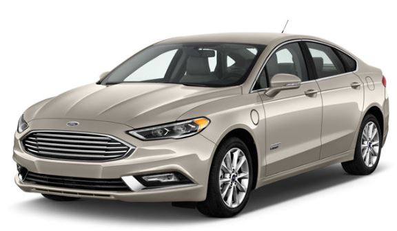 Ford Fusion (Americas)