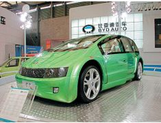 BYD Concept Vehicles