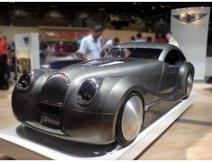 Morgan Concept Vehicles