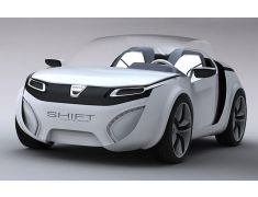Dacia Concept Vehicles