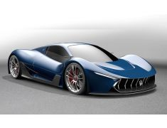 Maserati Concept Vehicles