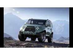 UAZ Concept Vehicles