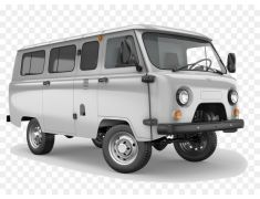 UAZ Buses and Trucks