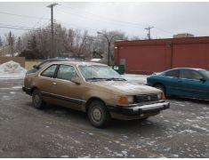 Mercury Topaz (1984 - 1987)