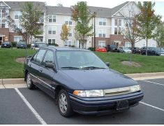 Mercury Tracer (1991 - 1996)