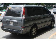 Mitsubishi Freeca / Adventure / Kuda / Jolie (1997 - 2017)