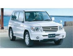 Mitsubishi Pajero iO / Pinin / TR4 (1998 - 2007)