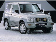 Mitsubishi Pajero Junior (1995 - 1998)