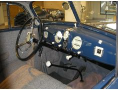 Opel Admiral (1937 - 1939)