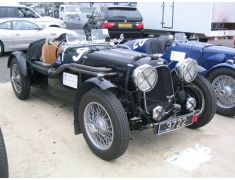 Aston Martin 2-litre Speed (1936 - 1940)