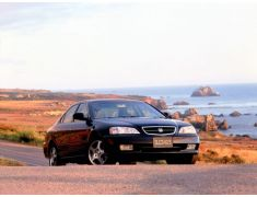 Honda Inspire / Saber (1998 - 2003)