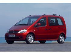 Mercedes-Benz Vaneo (2002 - 2005)