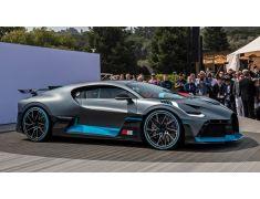 Bugatti Divo (2019 - Present)