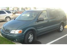 Pontiac Trans Sport (1997 - 1999)