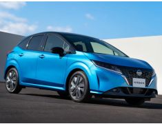 Nissan Note (2021 - Present)