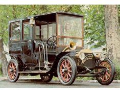Lancia Alfa / 12 HP (1908)