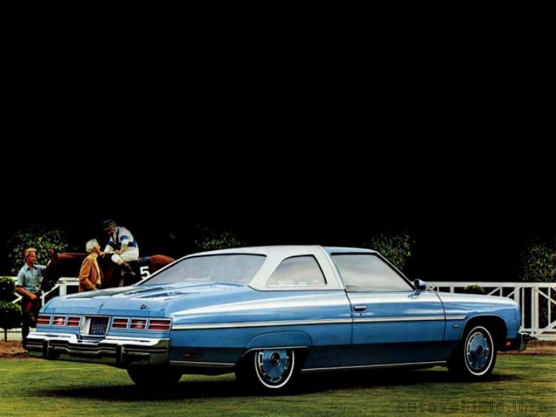 Chevrolet Caprice (1971 - 1976), Chevrolet Caprice (1971 - 1976) Model
