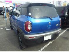 Suzuki Xbee (2017 - Persent)