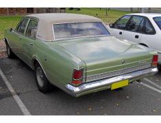Holden Brougham (1968 - 1971)