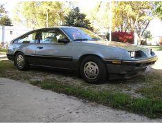 Pontiac Sunbird (1982 - 1988)