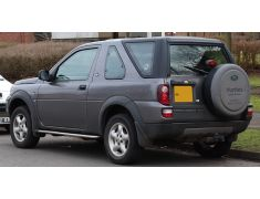 Land Rover Freelander (1997 - 2006)