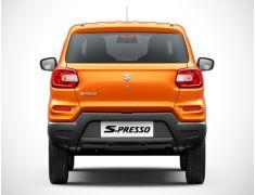 Maruti Suzuki S-Presso (2019 - Present)