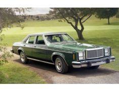 Mercury Monarch (1975 - 1980)