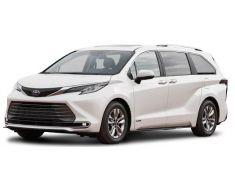 Toyota Sienna (2021 - Present)