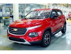 Chevrolet Groove (2017 - Present)