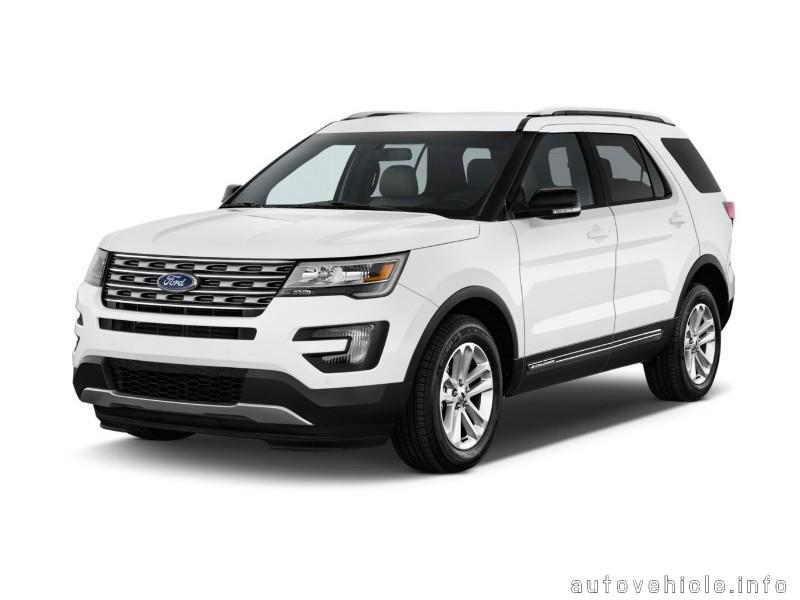Ford Explorer Models >> Ford Explorer 2011 2019 Ford Explorer 2011 2019