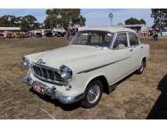 Holden Special / Standard / Business (1956 - 1958)