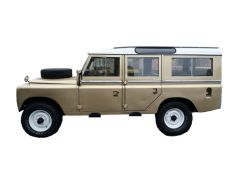 Land Rover Series III (1971 - 1985)