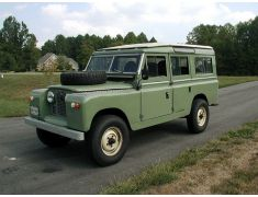 Land Rover Series IIA (1961 - 1971)