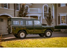 Land Rover Series II (1958 - 1961)