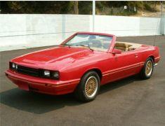 Mercury Capri (1979 - 1986)