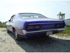 Mercury Montego (1968 - 1969)