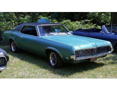 Mercury Cougar (1967 - 1970)