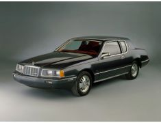 Mercury Cougar (1983 - 1988)