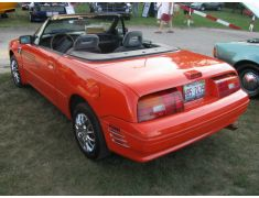 Mercury Capri (1991 - 1994)