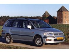 Mitsubishi Chariot / Nimbus / Space Wagon (1998 - 2003)