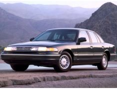 Ford Crown Victoria (1992 - 1997)