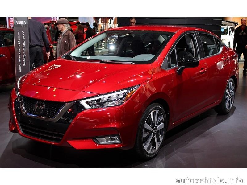 Nissan Almera Versa 2020 Present Nissan Almera