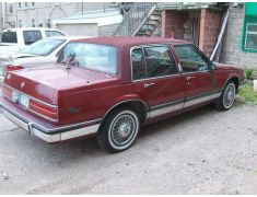 Buick Electra (1985 - 1990)