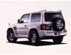 Mitsubishi Pajero Evolution (1997 - 1999)