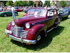 Opel Olympia (1950 - 1953)