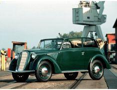 Opel Olympia (1935 - 1937)