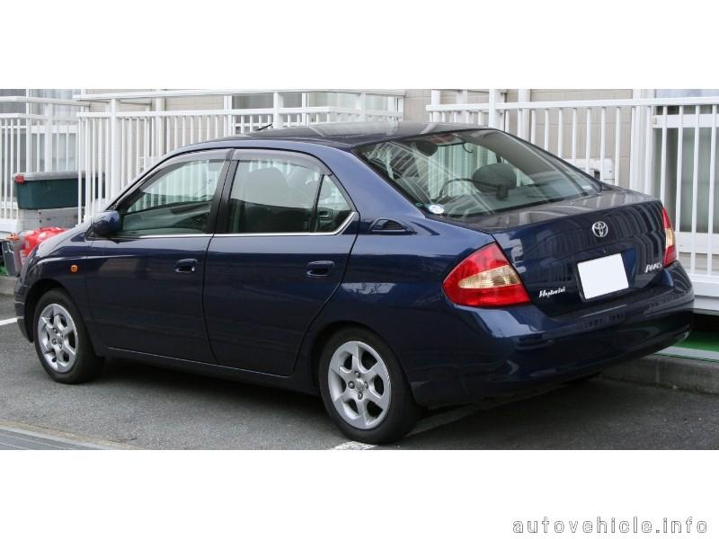 Toyota Prius (2004 - 2009), Toyota Prius (2004 - 2009