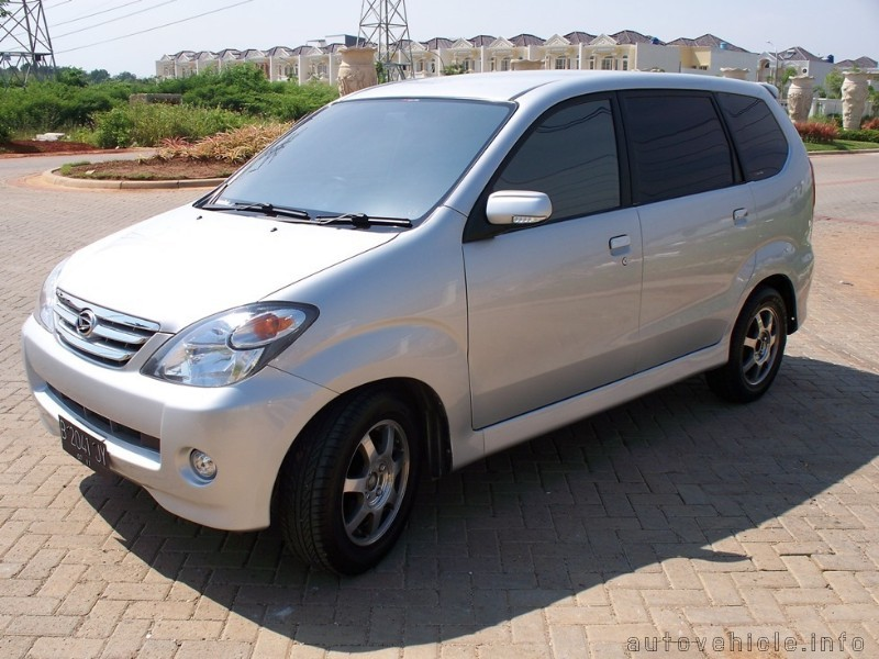Daihatsu Xenia Models Price Daihat