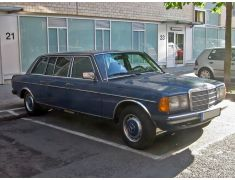 Mercedes-Benz W123 / Tiger (1976 - 1986)