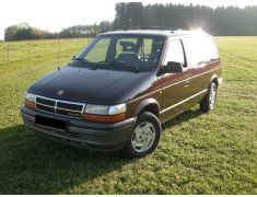 Chrysler Voyager / Grand Voyager (1991 - 1995)